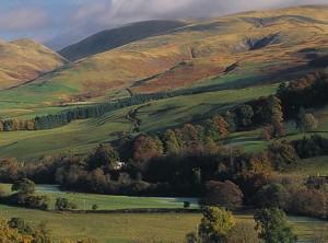 Escocia contiene una gran variedad de espacios naturales