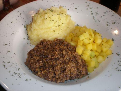 Gastronomía de Escocia