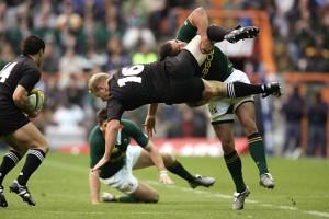 El Rugby es uno de los deportes más practicados en Escocia