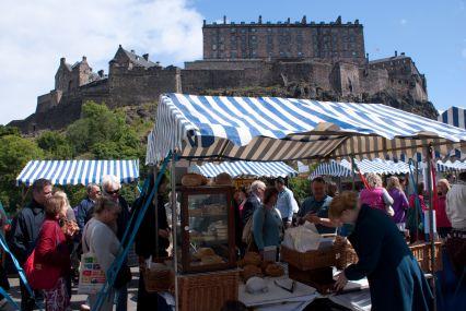 Edinburgh farmers market gu a blog escocia turismo y for Oficina turismo edimburgo