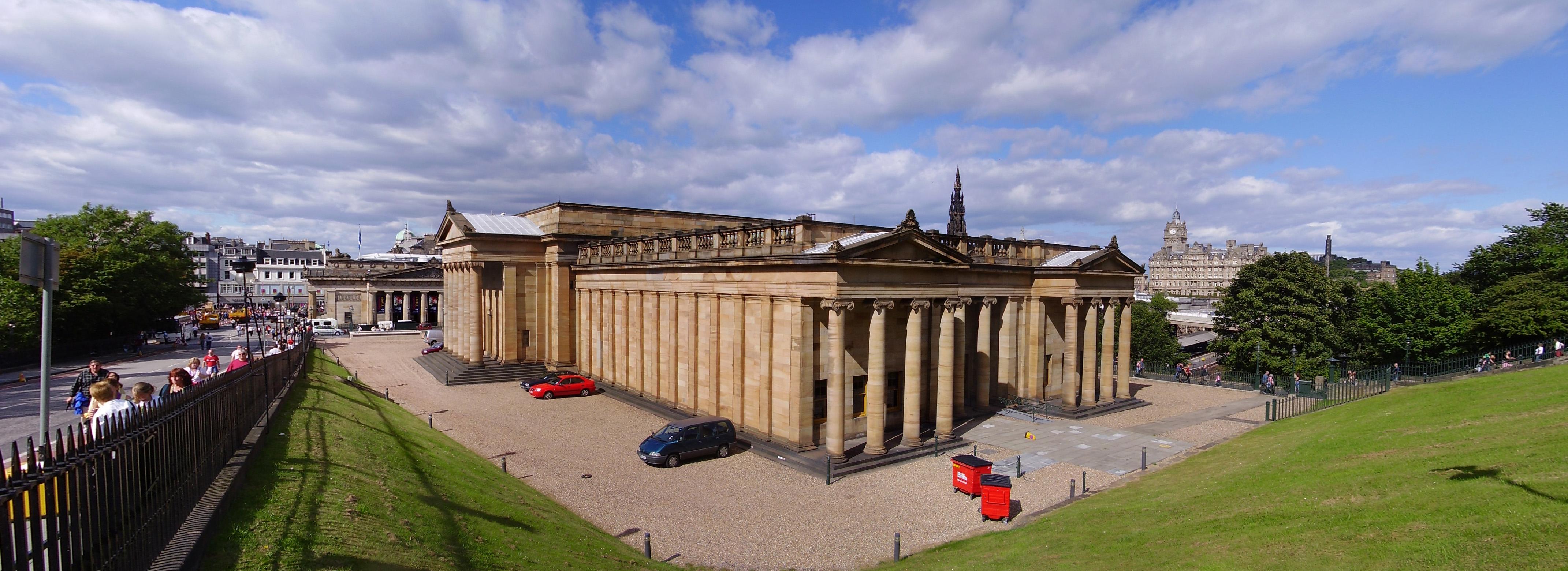 Galer a nacional de escocia gu a blog escocia turismo for Oficina de turismo de escocia