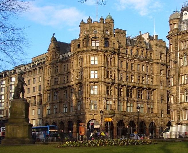 Centros de salud en escocia gu a blog escocia turismo for Oficina turismo edimburgo