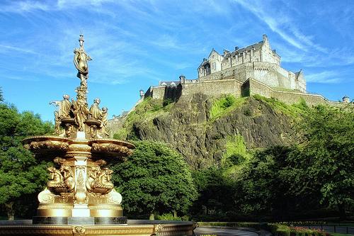 Edimburgo es una ciudad en la encontraremos miles de for Oficina turismo edimburgo