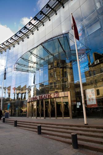 Festival theatre gu a blog escocia turismo y viajes for Oficina turismo edimburgo
