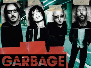 Garbage es una banda de rock alternativo