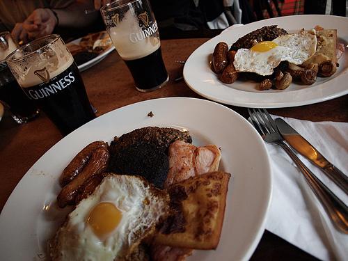 Gastronomía de Edimburgo