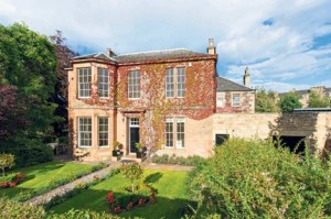 La casa donde J.K. Rowling escribió 4 novelas de la saga Harry Potter