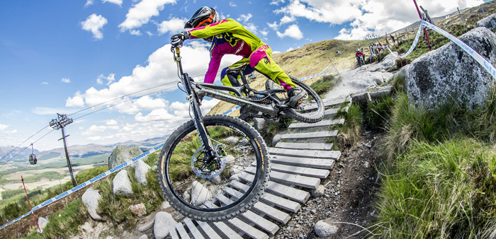Campeonato del Mundo de MTB en Fort William