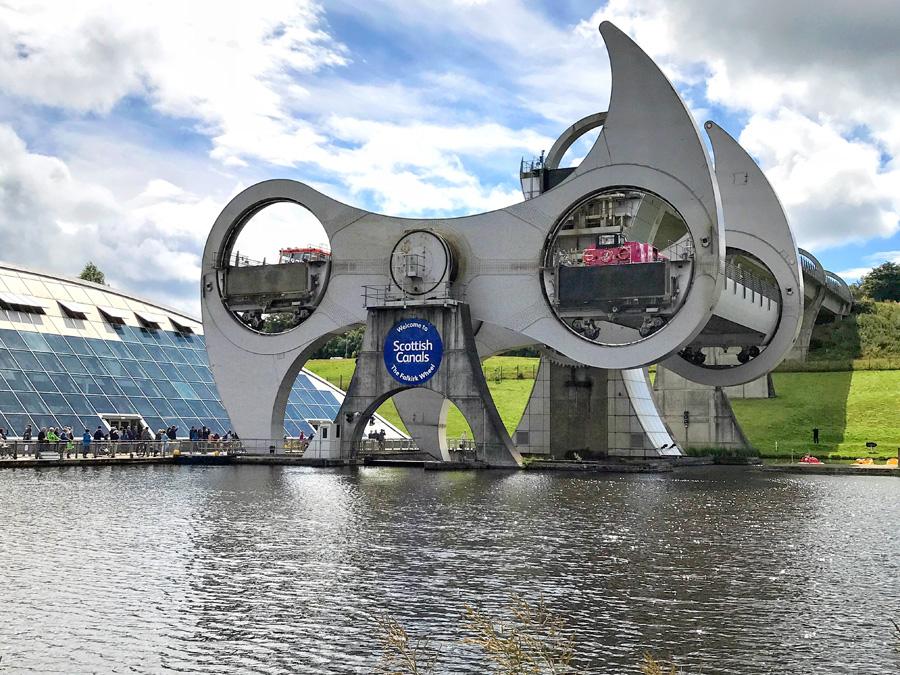 The Wheel, la Rueda de Falkirk